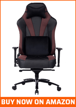 Blue Whale Super Big and Tall Gaming Chair