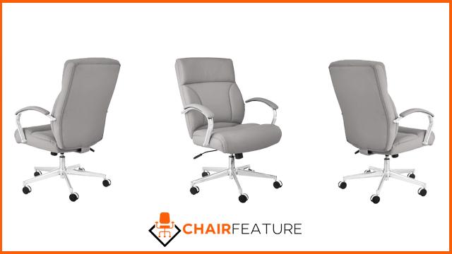 Modern LeatherSoft Executive Chair