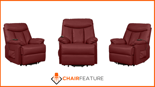 Domesis Renu Leather Recliner