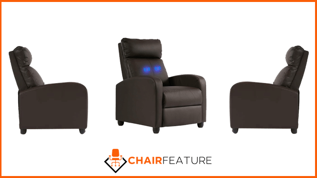 Recliner Chair for Living Room Massage